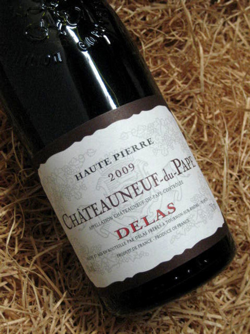 [SOLD-OUT] Delas Freres Chateauneuf-Du-Pape Haute Pierre Rouge 2009