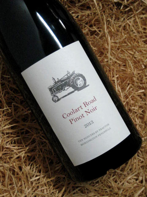 [SOLD-OUT] Ten Minutes By Tractor Coolart Road Pinot Noir 2013