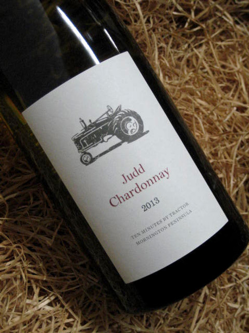 [SOLD-OUT] Ten Minutes By Tractor Judd Chardonnay 2013