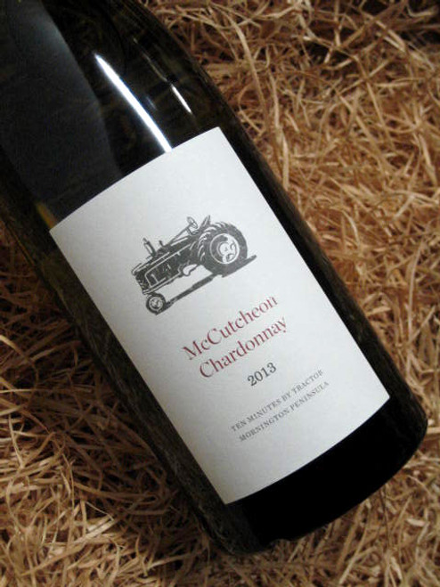 [SOLD-OUT] Ten Minutes By Tractor McCutcheon Chardonnay 2013