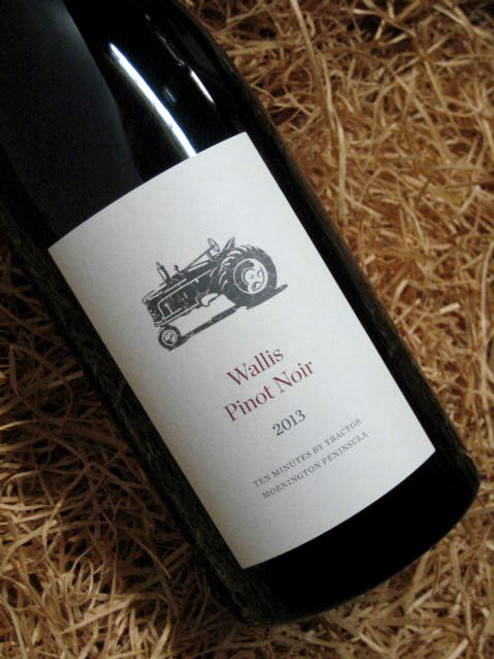 [SOLD-OUT] Ten Minutes By Tractor Wallis Pinot Noir 2013