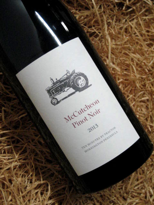 [SOLD-OUT] Ten Minutes By Tractor McCutcheon Pinot Noir 2013