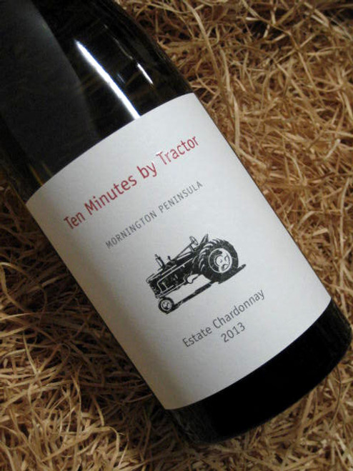 [SOLD-OUT] Ten Minutes By Tractor Estate Chardonnay 2013