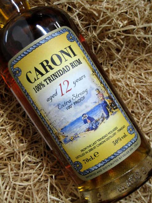 [SOLD-OUT] Caroni Trinidad Heavy Rum 12 YO 700mL