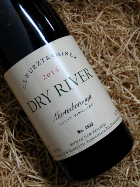 [SOLD-OUT] Dry River Lovat Gewurztraminer 2014