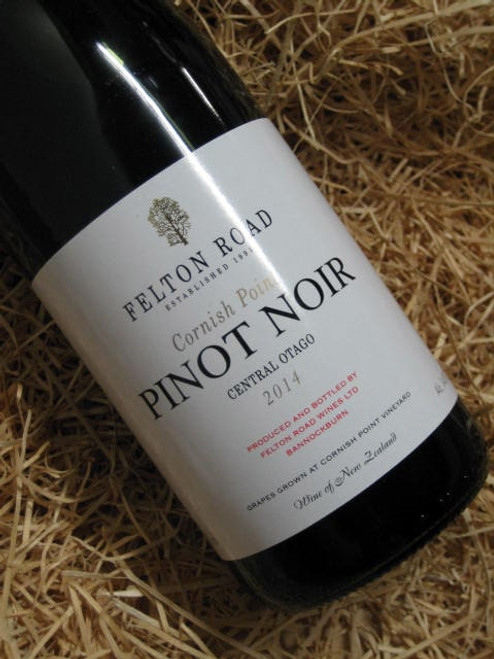 [SOLD-OUT] Felton Road Cornish Point Pinot Noir 2014