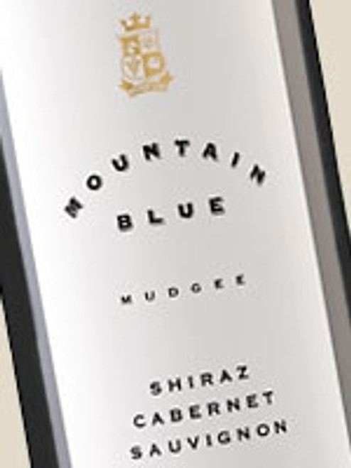 Rosemount Mountain Blue Shiraz Cabernet 1996