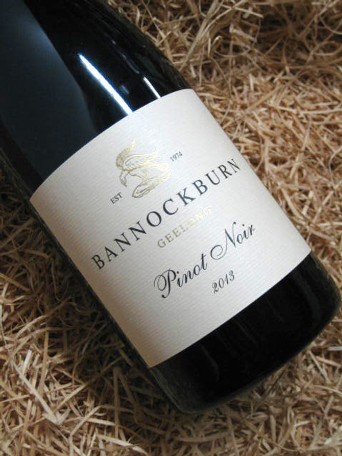 [SOLD-OUT] Bannockburn Pinot Noir 2013