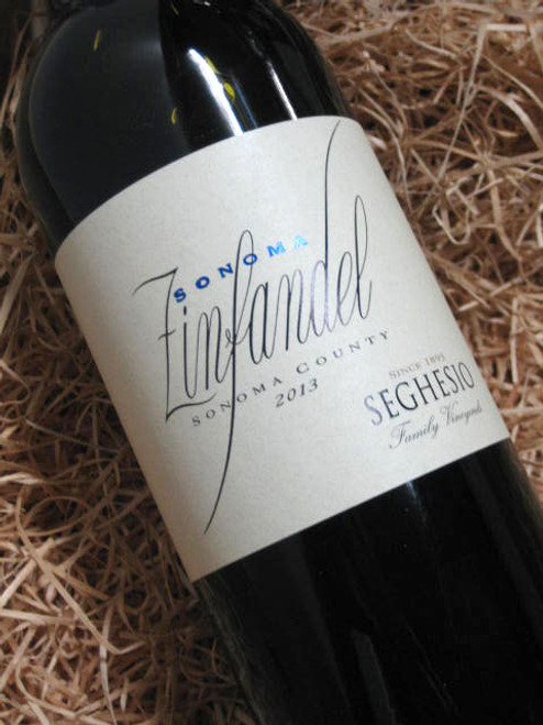 [SOLD-OUT] Seghesio Sonoma Zinfandel 2013