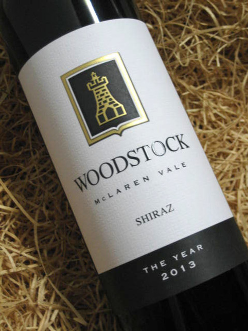 [SOLD-OUT] Woodstock Shiraz 2013