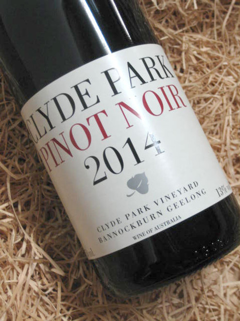 [SOLD-OUT] Clyde Park Estate Pinot Noir 2014