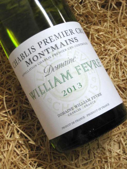 [SOLD-OUT] William Fevre Premier Cru Montmains 2013