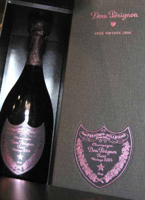 [SOLD-OUT] Dom Perignon Rose 2004