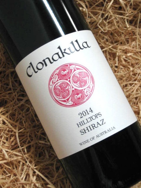 [SOLD-OUT] Clonakilla Hilltops Shiraz 2014