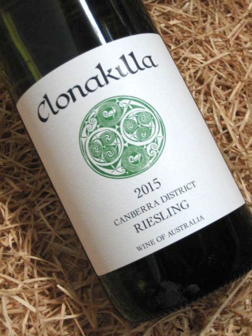 [SOLD-OUT] Clonakilla Riesling 2015
