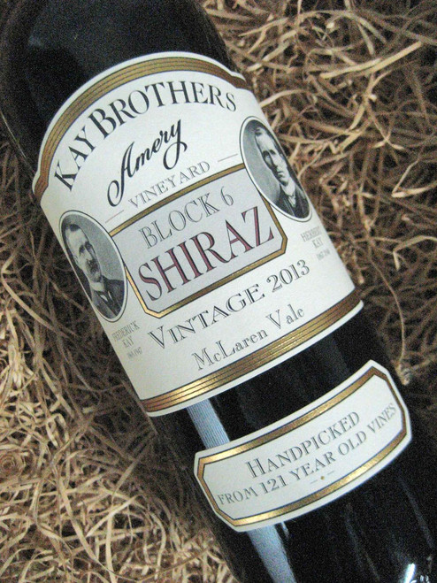 [SOLD-OUT] Kay Brothers Block 6 Shiraz 2013