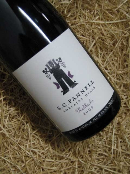 [SOLD-OUT] S C Pannell Nebbiolo 2009