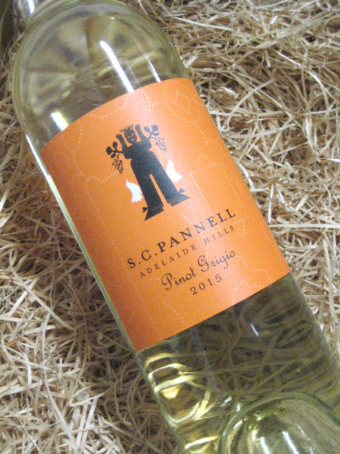 [SOLD-OUT] S C Pannell Pinot Grigio 2015