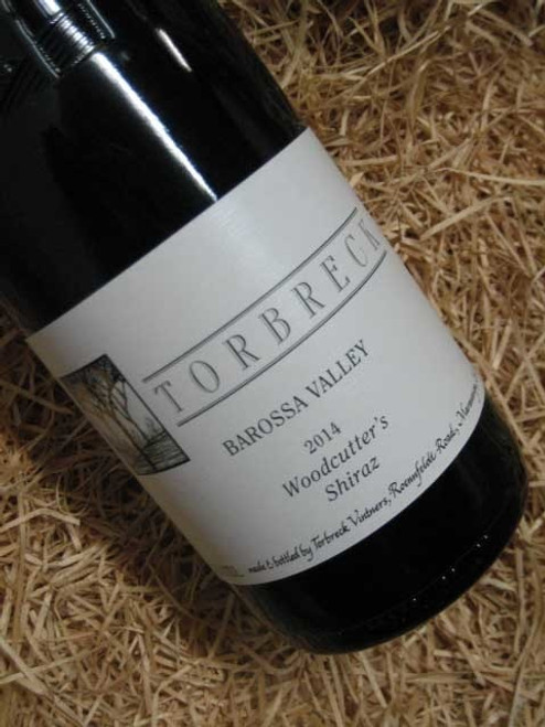 [SOLD-OUT] Torbreck Woodcutters Red Shiraz 2014