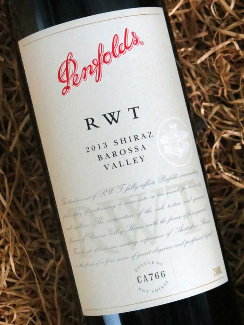 [SOLD-OUT] Penfolds RWT 2013