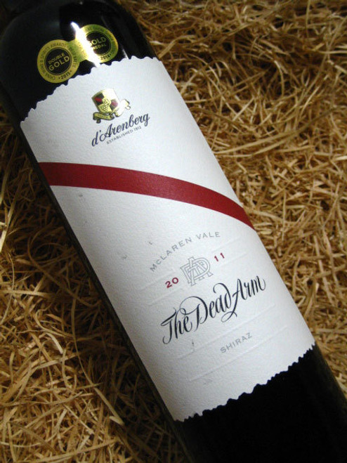 [SOLD-OUT] d'Arenberg Dead Arm Shiraz 2011