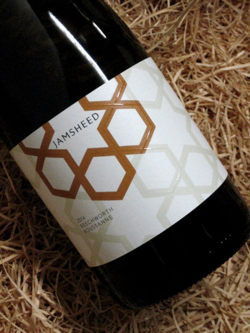 [SOLD-OUT] Jamsheed Roussanne 2014