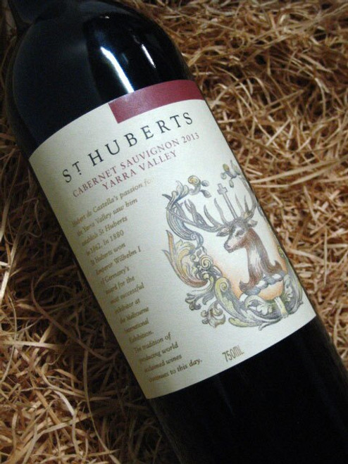 [SOLD-OUT] St Huberts Cabernet Sauvignon 2013