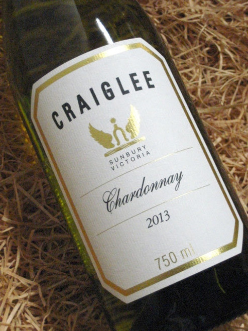 [SOLD-OUT] Craiglee Chardonnay 2013