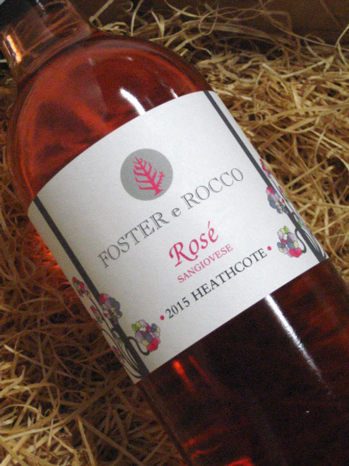 [SOLD-OUT] Foster e Rocco Heathcote Rose 2015