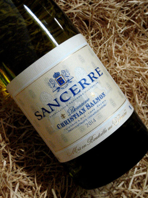 [SOLD-OUT] Dom. Christian Salmon Sancerre AC 2014