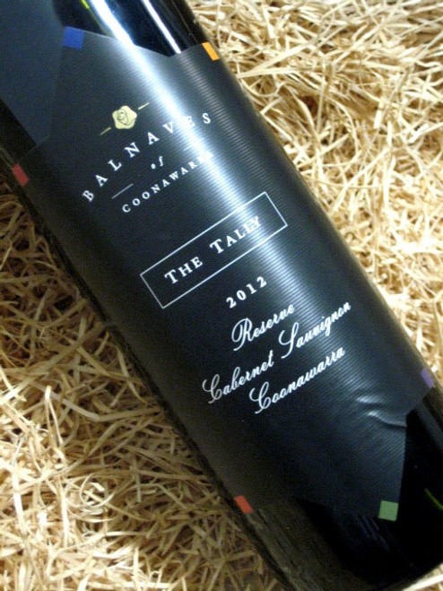 [SOLD-OUT] Balnaves The Tally Reserve Cabernet 2012