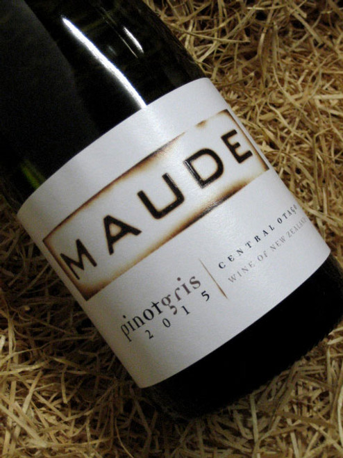 [SOLD-OUT] Maude Wines Pinot Gris 2015