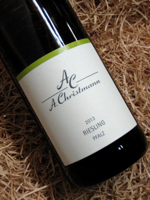 [SOLD-OUT] A. Christmann Riesling 2013
