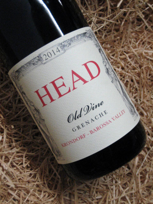 [SOLD-OUT] Head Wines Old Vine Grenache 2014