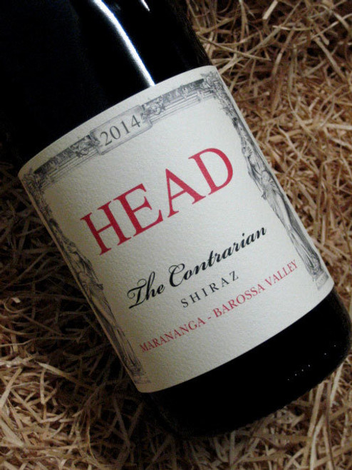 [SOLD-OUT] Head Wines Contrarian Shiraz 2014