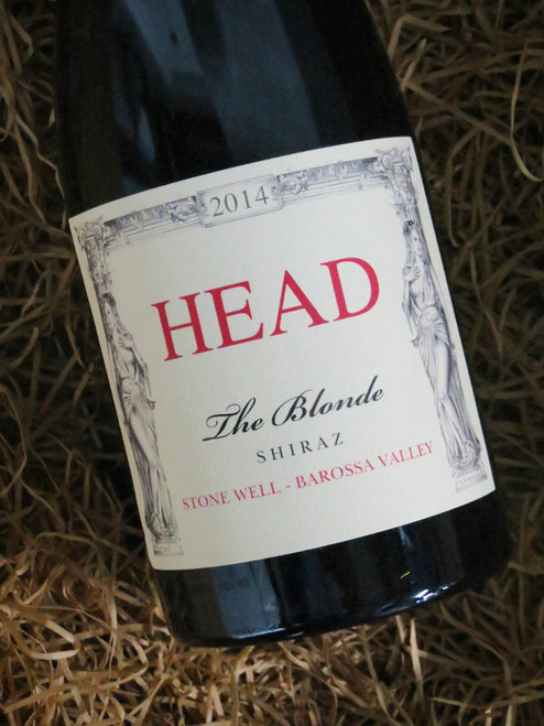 [SOLD-OUT] Head Wines The Blonde Shiraz 2014