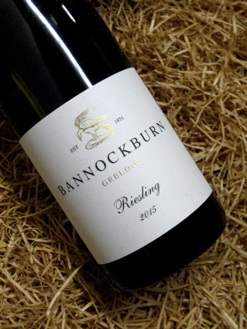 [SOLD-OUT] Bannockburn Riesling 2015