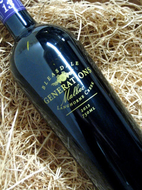 [SOLD-OUT] Bleasdale Generations Malbec 2013
