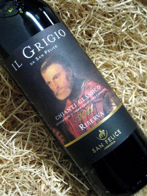 [SOLD-OUT] San Felice Il Grigio Chianti DOCG 2011