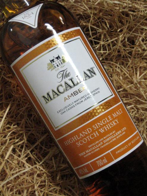 [SOLD-OUT] Macallan 'Amber' Highland Single Malt 700mL