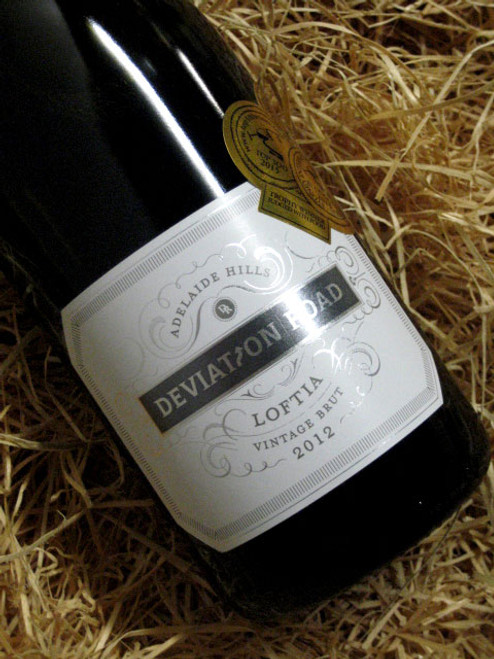 [SOLD-OUT] Deviation Road Loftia Pinot Noir Chardonnay Brut 2012