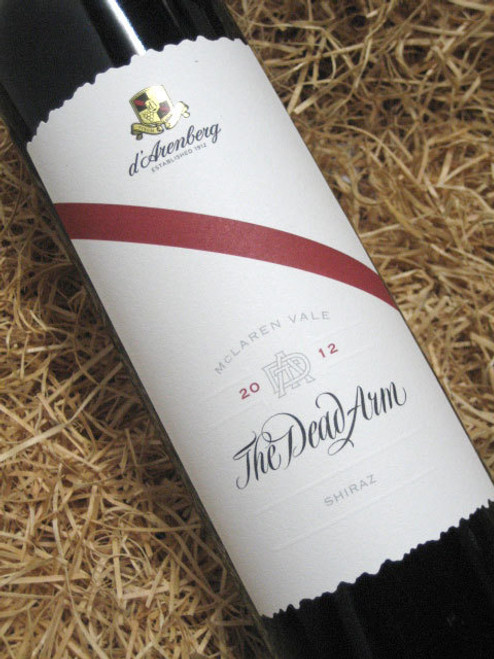 [SOLD-OUT] d'Arenberg Dead Arm Shiraz 2012