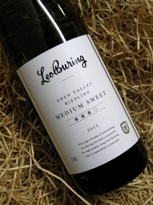 [SOLD-OUT] Leo Buring Eden Valley Riesling 2015 Medium Sweet