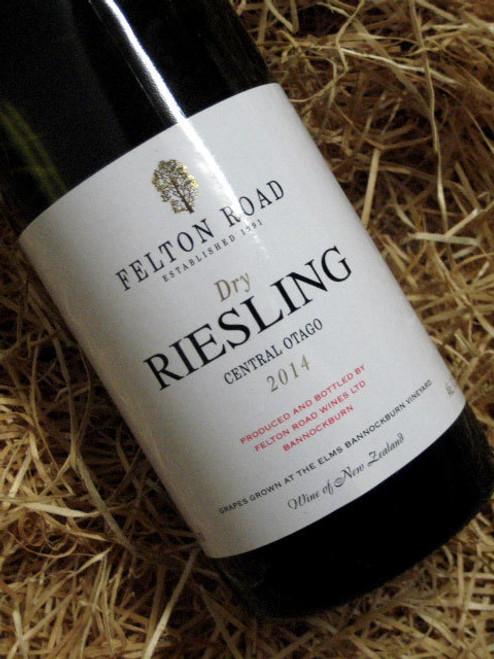 [SOLD-OUT] Felton Road Dry Riesling 2014