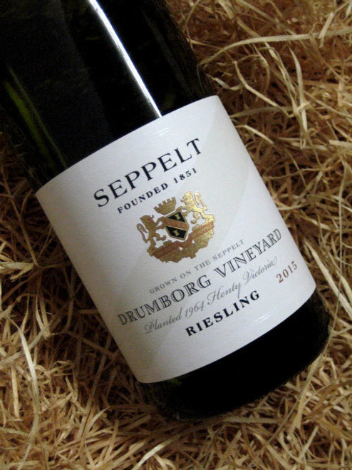 [SOLD-OUT] Seppelt Drumborg Riesling 2015