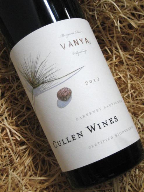 Cullen Vanya Cabernet Sauvignon 2012