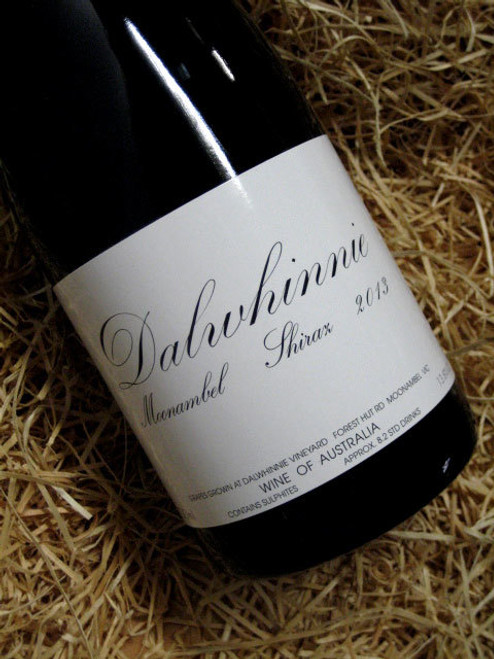 [SOLD-OUT] Dalwhinnie Moonambel Shiraz 2013