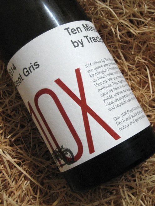[SOLD-OUT] Ten Minutes By Tractor 10X Pinot Gris 2014