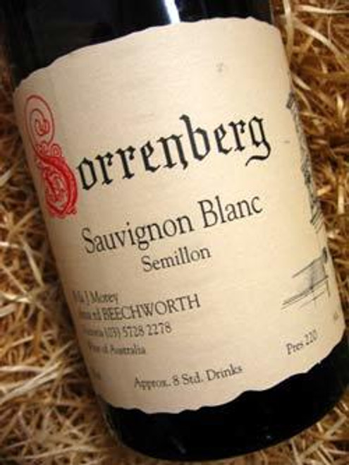 [SOLD-OUT] Sorrenberg Semillon Sauvignon Blanc 2015