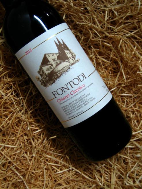 [SOLD-OUT] Fontodi Chianti Classico 2012